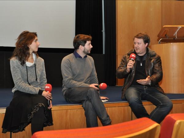 Kurzfilme von ifs und KHM zum Tag des Kurzfilms