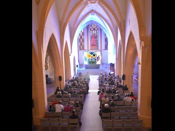 Weihnachtskino in der Burgkirche Ingelheim